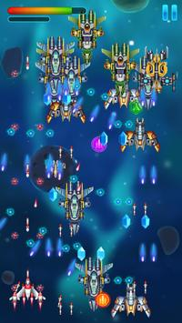Sky shooter - Super battle attack screenshot 14
