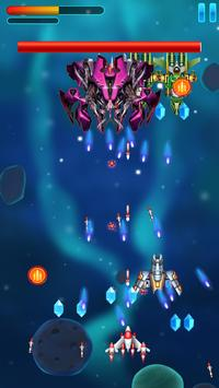 Sky shooter - Super battle attack screenshot 2
