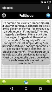 Blagues - French Jokes apk screenshot