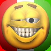 Barzellette - Italian Jokes icon