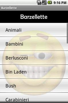 Barzellette - Italian Jokes poster