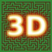Crazy Maze 3D icon