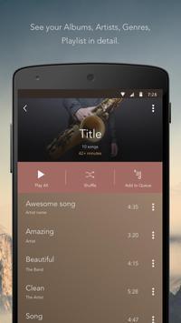 Solo Music Player screenshot 6