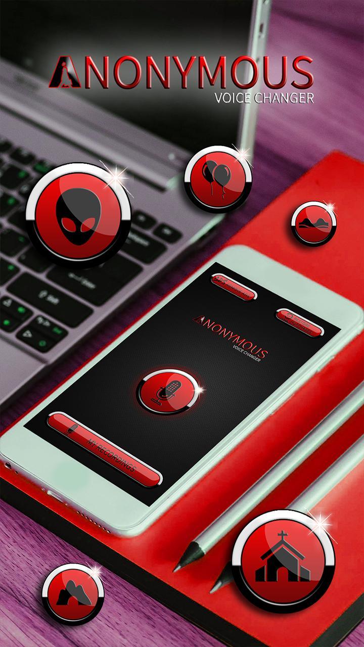 Anonim Suara Pengubah Suara Telepon For Android Apk Download