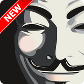 Anonymous Wallpaper icon