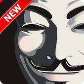 Anonymous Wallpaper icon
