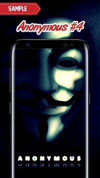Anonymous Wallpaper apk screenshot