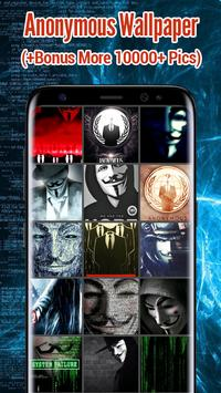 Anonymous Wallpaper poster