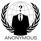 Anonymous App icon
