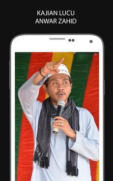 Pengajian Lucu Anwar Zahid apk screenshot