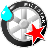 MileStar Mileage calculator icon