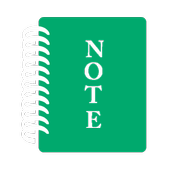 aNotes (notification) icon