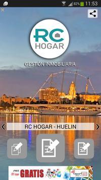 RCHOGAR poster