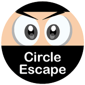 Circle Escape icon
