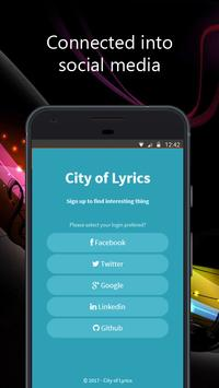 Song Lyrics screenshot 3