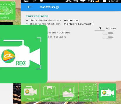 Screen Recorder & Shoot screenshot 6