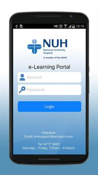 e-Learn@NUH poster