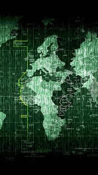 Matrix Art LockScreen screenshot 1