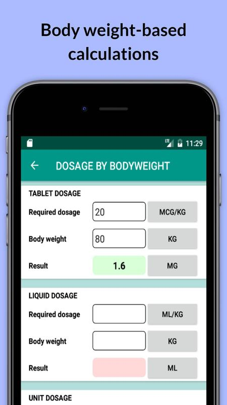 easy drug dose calculator apk easy drug dose calculator apk apkpure. Black Bedroom Furniture Sets. Home Design Ideas