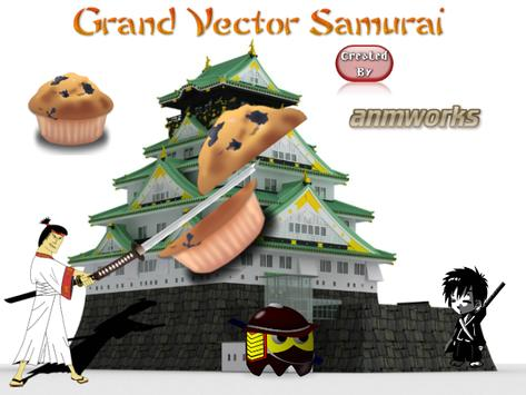 Grand Vector Samurai screenshot 1