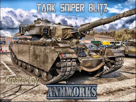 Tank Sniper Blitz apk screenshot