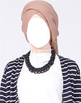 Hijab Scarf Photo Montage apk screenshot