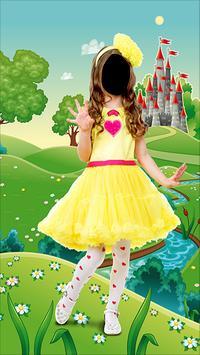Little Princess Photo Montage poster
