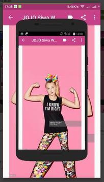 Jojo Siwa Wallpapers poster