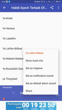 Habib Syech OFFLINE screenshot 3