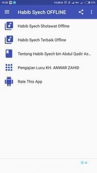 Habib Syech OFFLINE screenshot 1