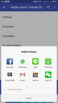 Habib Syech OFFLINE screenshot 4
