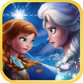 Anna And Elsa Dress Up Game icon