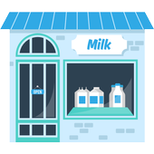 MilkMan-Annai's Business Solutions icon