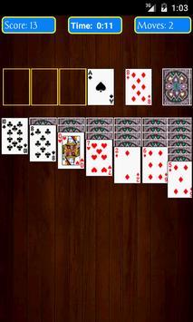 Solitaire Klondike apk screenshot