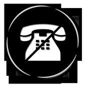 Extreme Calls   Sms Blocker icon