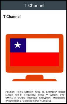 TV Chile Channel apk screenshot
