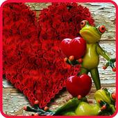Feliz San Valentín icon