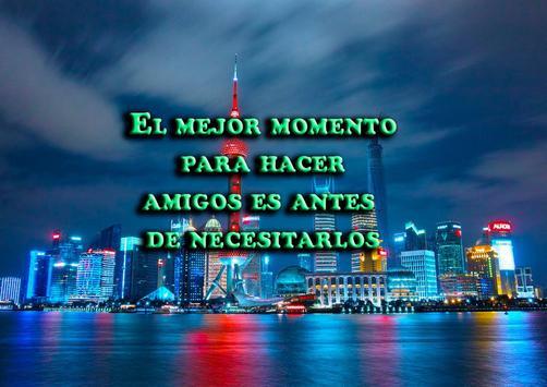 Frases de Amor y Amistad poster
