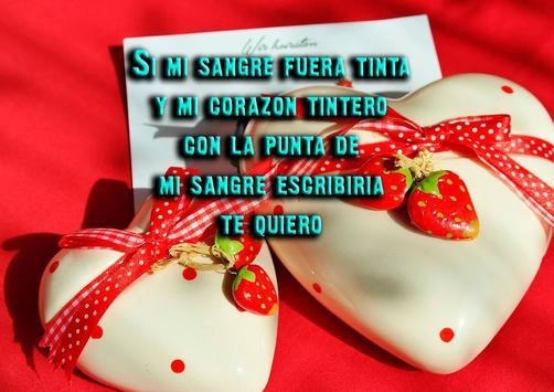 Frases de Amor y Amistad screenshot 4