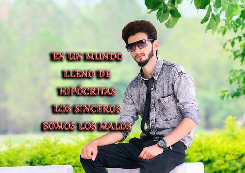 Frases Indirectas poster