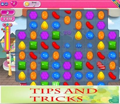 Tips for Candy Crush Saga poster