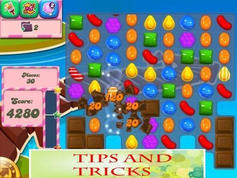Tips for Candy Crush Saga screenshot 1