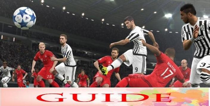 Guide for PES 2016 poster