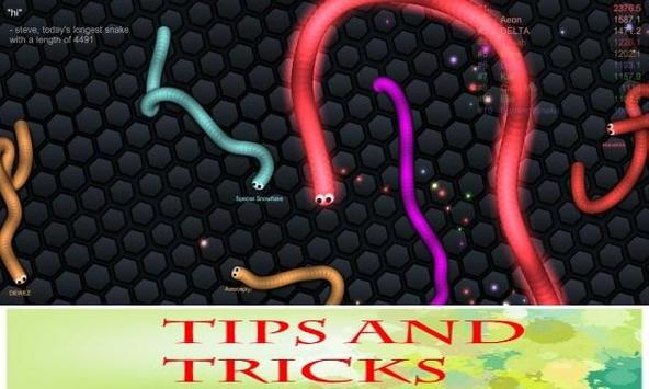 Tips for Slither poster