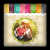Anniversary Photo Art icon