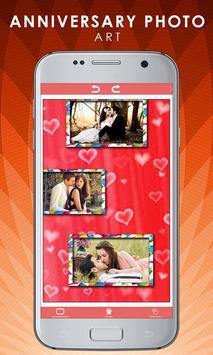 Anniversary Photo Art screenshot 11