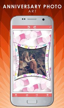 Anniversary Photo Art screenshot 14