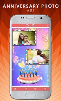 Anniversary Photo Art screenshot 15