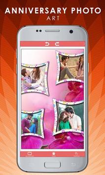 Anniversary Photo Art screenshot 2