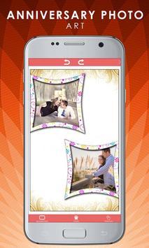 Anniversary Photo Art Frames Pics Lab Effects screenshot 1